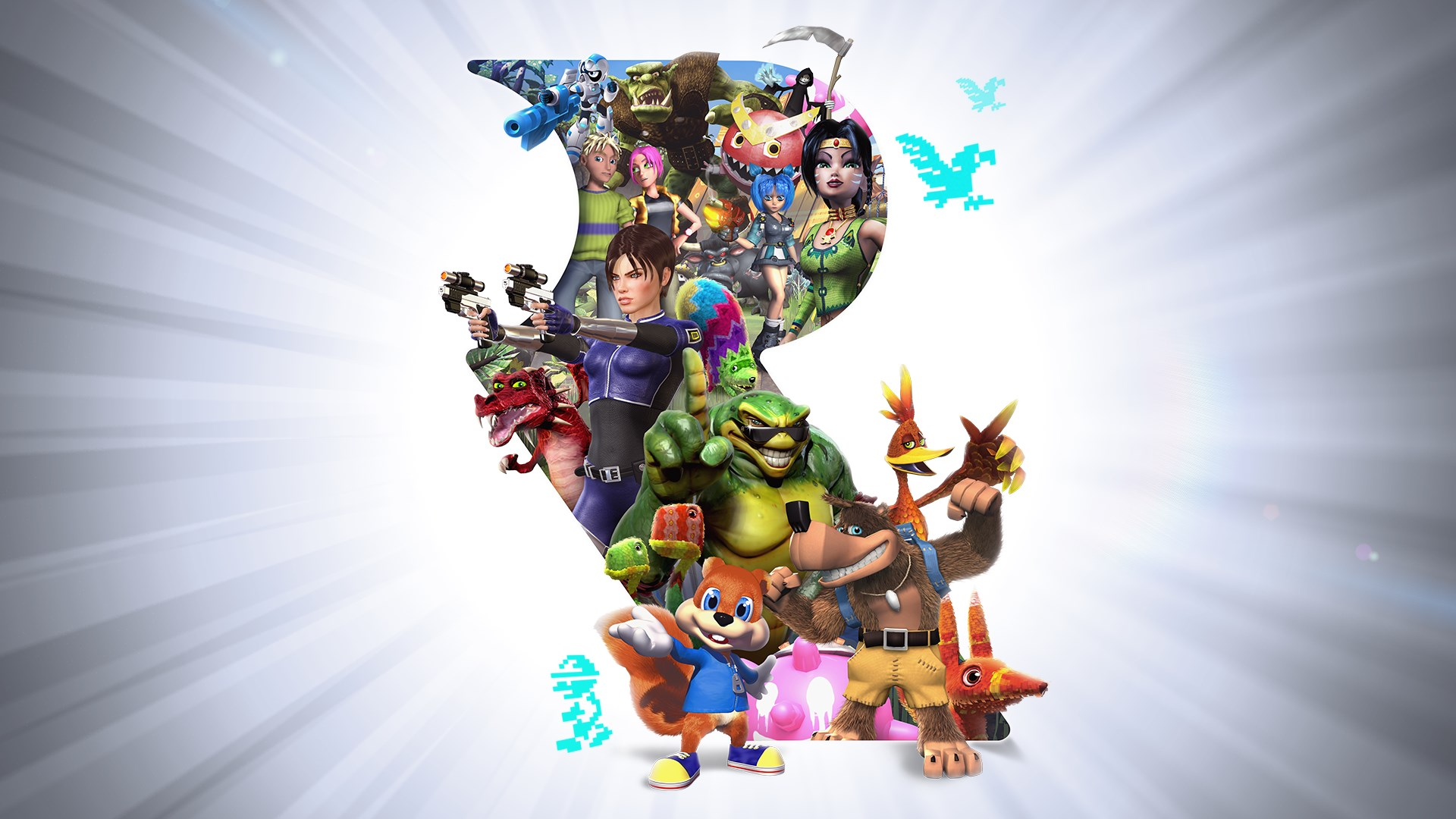 Image result for rare replay in Game Pass June