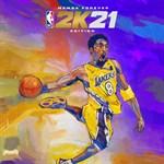 NBA 2K21 Mamba Forever Edition Logo