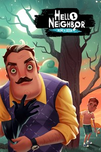 Carátula para el juego Hello Neighbor: Hide and Seek de Xbox 360