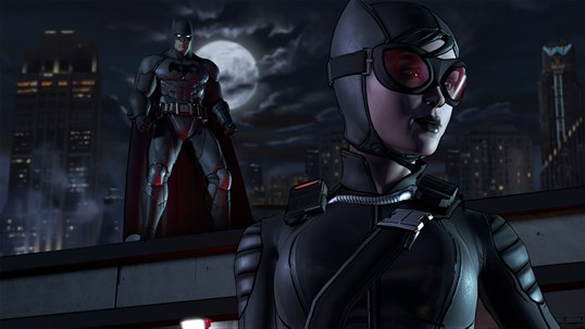 Batman: The Telltale Series screenshot 9