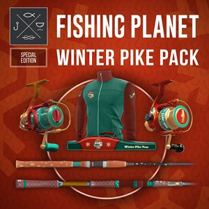 Fishing Planet: Winter Pike Pack Xbox One