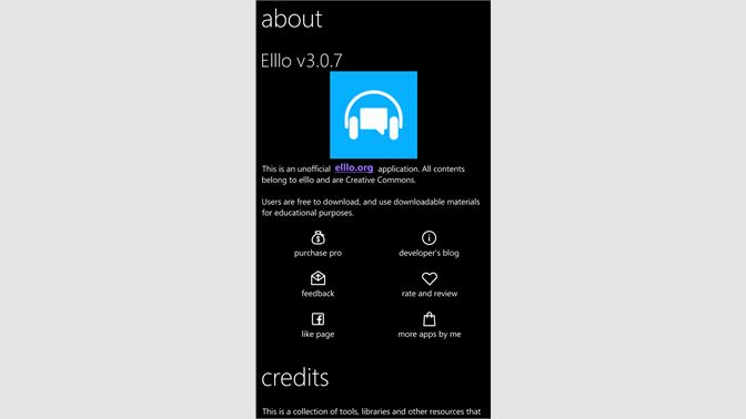 4f98c303d Get Elllo English learning - Microsoft Store