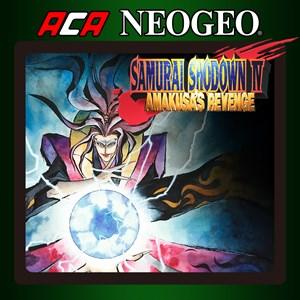 ACA NEOGEO SAMURAI SHODOWN IV Xbox One