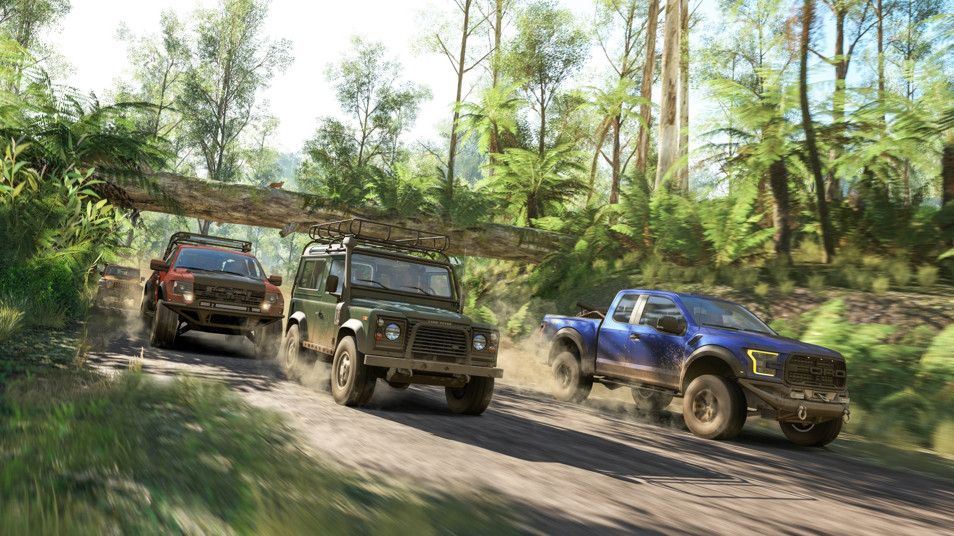 Скриншот №1 к Forza Horizon 3 ultimate-издание