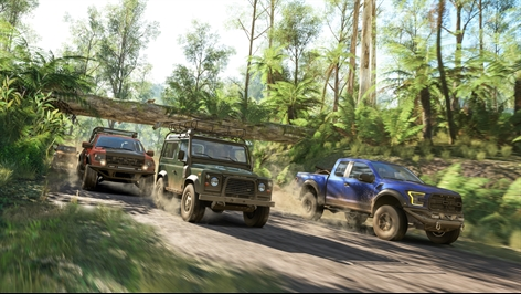 Forza Horizon 3 announces October Update and first monthly DLC, the Smoking Tire Car Pack – WinBeta
