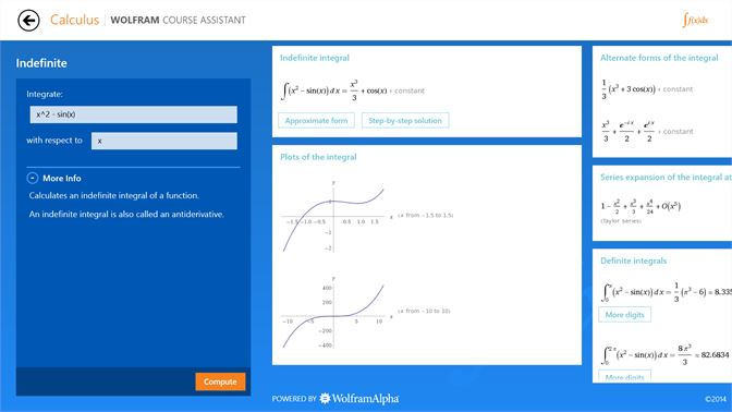 Buy calculus course assistant microsoft store screenshots fandeluxe Image collections