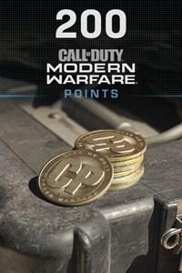 200 очков Call of Duty®: Modern Warfare®