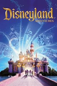 Carátula para el juego Disneyland Adventures de Xbox 360