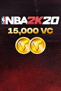 Carátula del juego 15,000 VC (NBA 2K20)