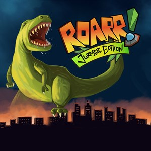 Roarr! Jurassic Edition Xbox One