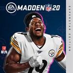 Madden NFL 20: Superstar Edition Logo