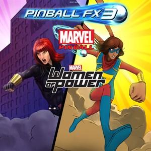 Pinball FX3 - Marvel Pinball: Marvel's Women of Power Xbox One