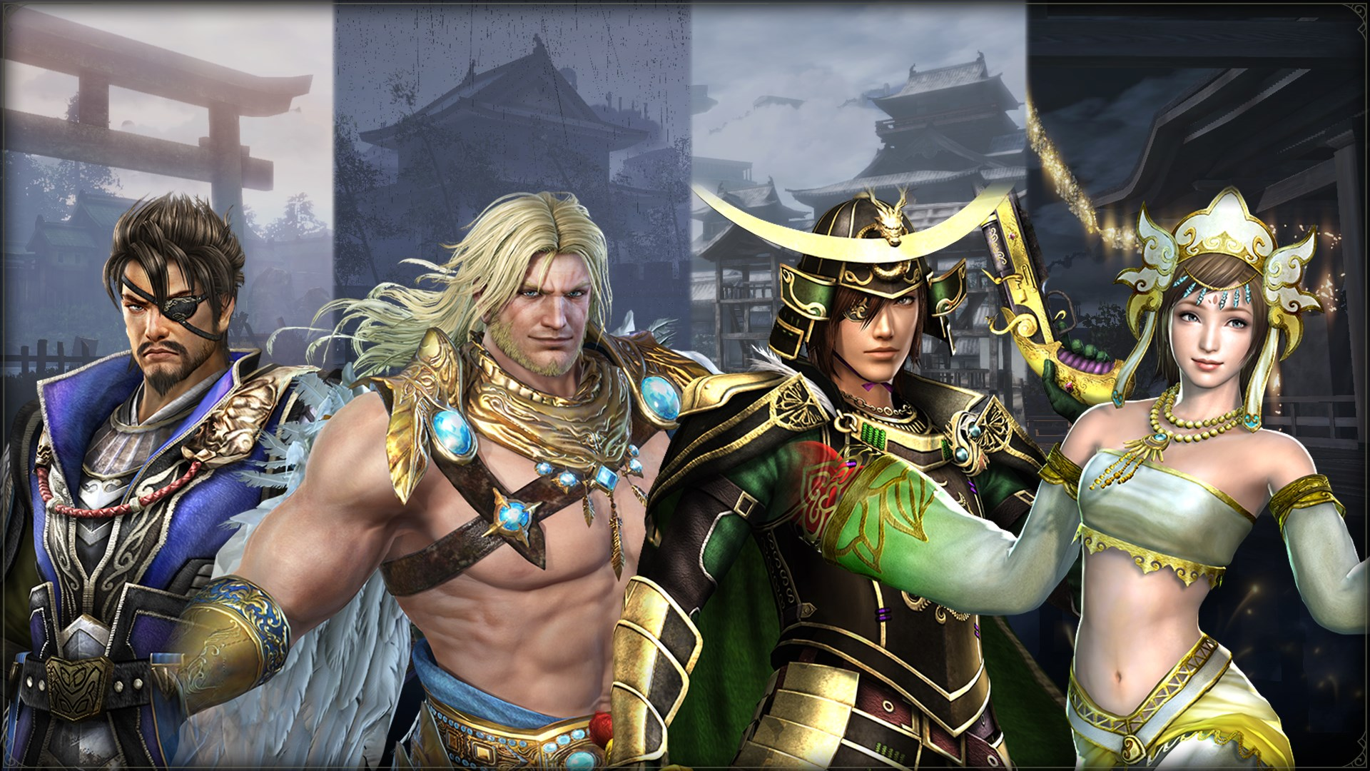 Buy WARRIORS OROCHI 4: Scenario Pack - Microsoft Store