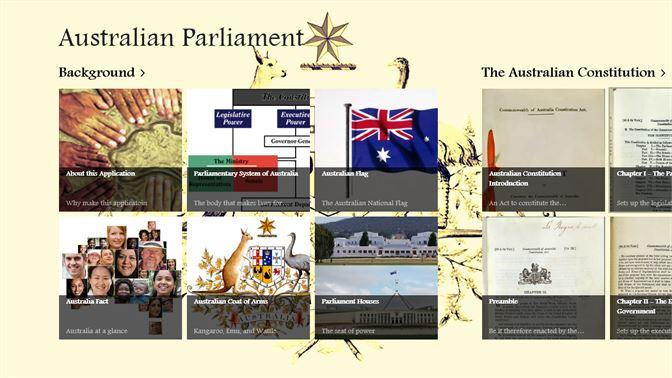 Get Australian Parliament - Microsoft Store en-TC