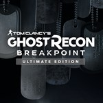 Ghost Recon® Breakpoint - Ultimate Edition Logo