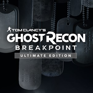 Tom Clancy's Ghost Recon® Breakpoint Ultimate Edition Xbox One