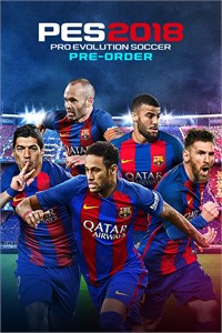 PRO EVOLUTION SOCCER 2018 Pre-Order Bundle