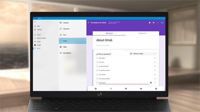 Get GHub - Microsoft Store