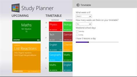 Get study planner microsoft store for Tile planner app