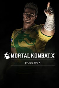 Carátula del juego Brazil Pack