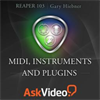 Reaper: MIDI, Instruments and Plugins