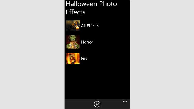 Get Halloween Photo Effects Microsoft Store