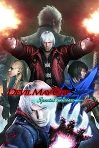Carátula del juego Devil May Cry 4 Special Edition