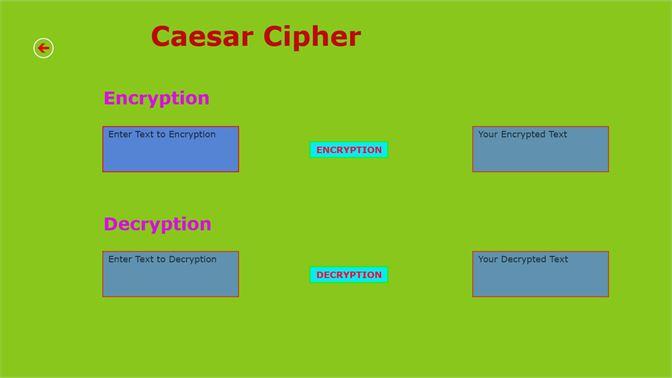 Get ENCRYPTION-DECRYPTION - Microsoft Store