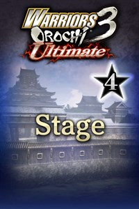 Carátula del juego WARRIORS OROCHI 3 Ultimate STAGE PACK 4