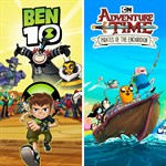 Ben 10 and Adventure Time: Pirates of the Enchiridion Bundle Logo