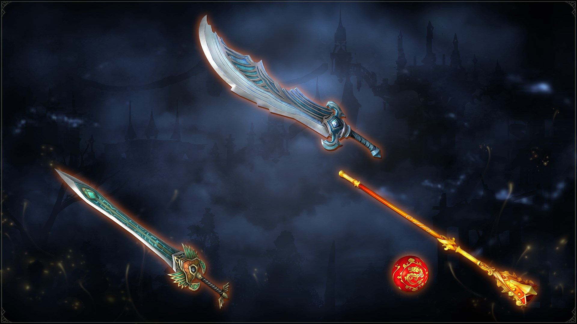 WARRIORS OROCHI 4: Legendary Weapons Wei Pack 1