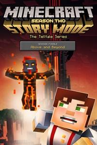 Carátula del juego Minecraft: Story Mode - Season Two - Episode 5