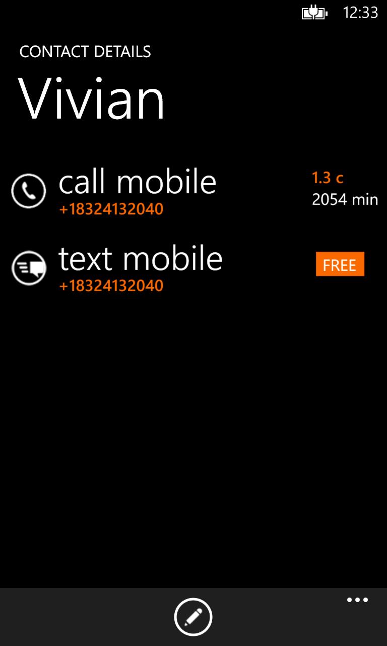 Voxofon - Text, Call, SMS