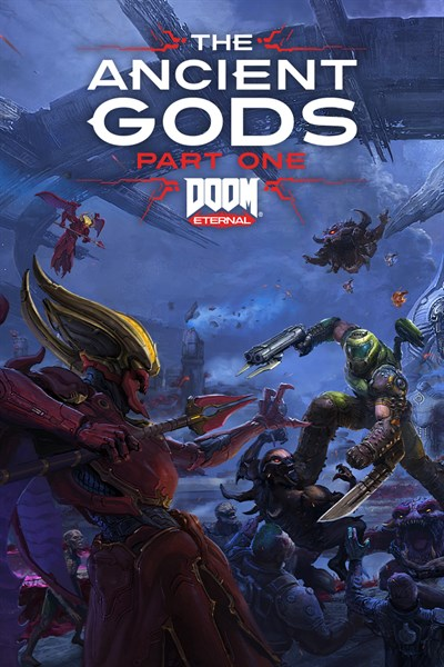 DOOM Eternal: The Ancient Gods - Part One Game Bundle
