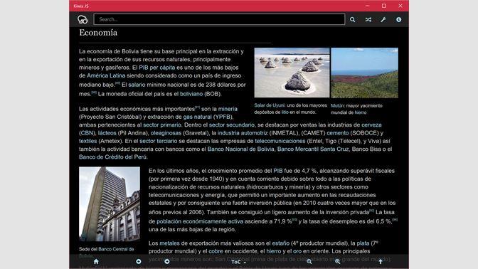 Get Kiwix JS - Microsoft Store