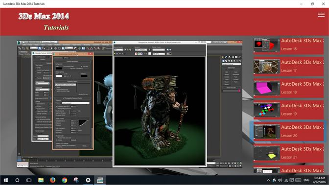 Buy Autodesk 3Ds Max 2014 Tutorials - Microsoft Store en-CA