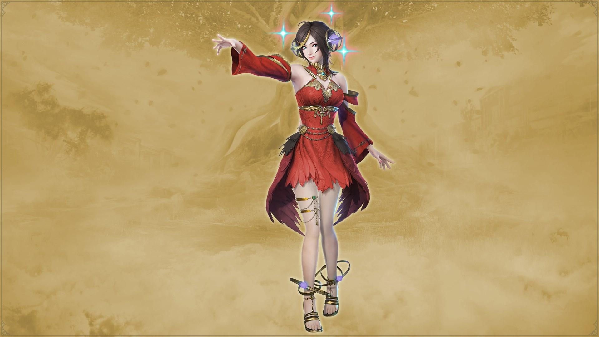 WO4U: Legendary Costumes OROCHI Pack 4