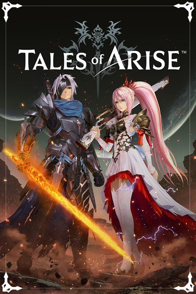 Tales of Arise Pre-Order (Xbox Series X|S & Xbox One)