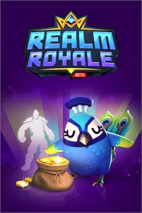 Carátula del juego Realm Royale Starter Pack