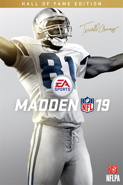 Madden NFL 19: Hall of Fame Edition