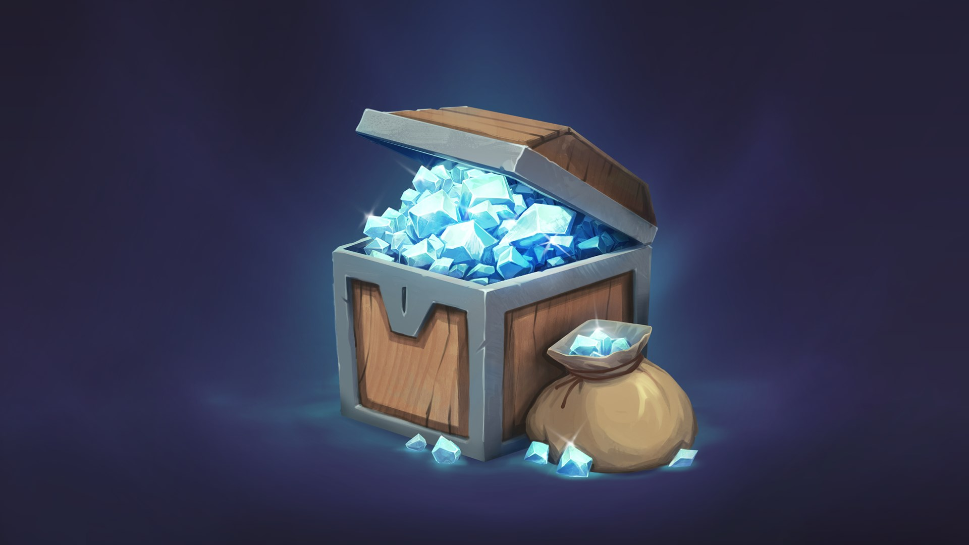 2500 Paladins Crystals