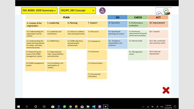 Buy ISO 45001 OH&S Training Manual - Microsoft Store en-GB