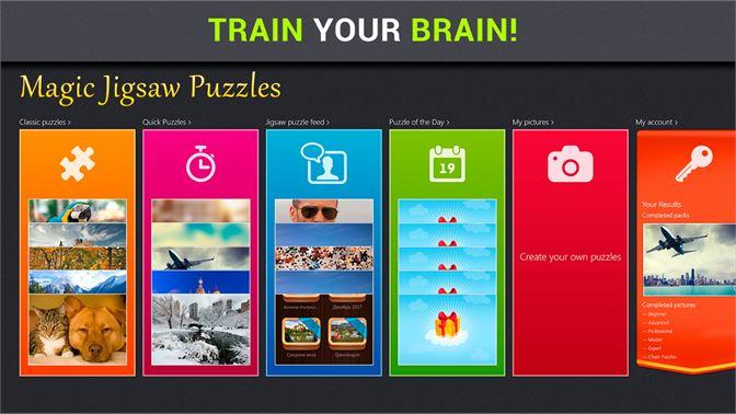 Get Magic Jigsaw Puzzles - Microsoft Store
