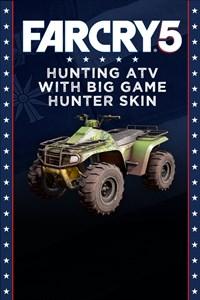 FAR CRY 5 - Hunting ATV with Big Game Hunter