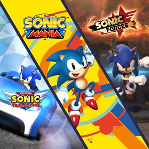 The Ultimate Sonic Bundle Xbox One