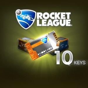 ROCKET LEAGUE® - UNLOCK KEY x10 Xbox One