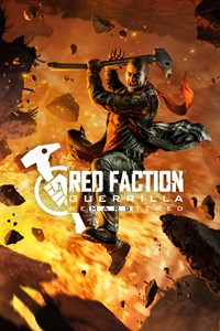 Carátula para el juego Red Faction Guerrilla Re-Mars-tered de Xbox 360
