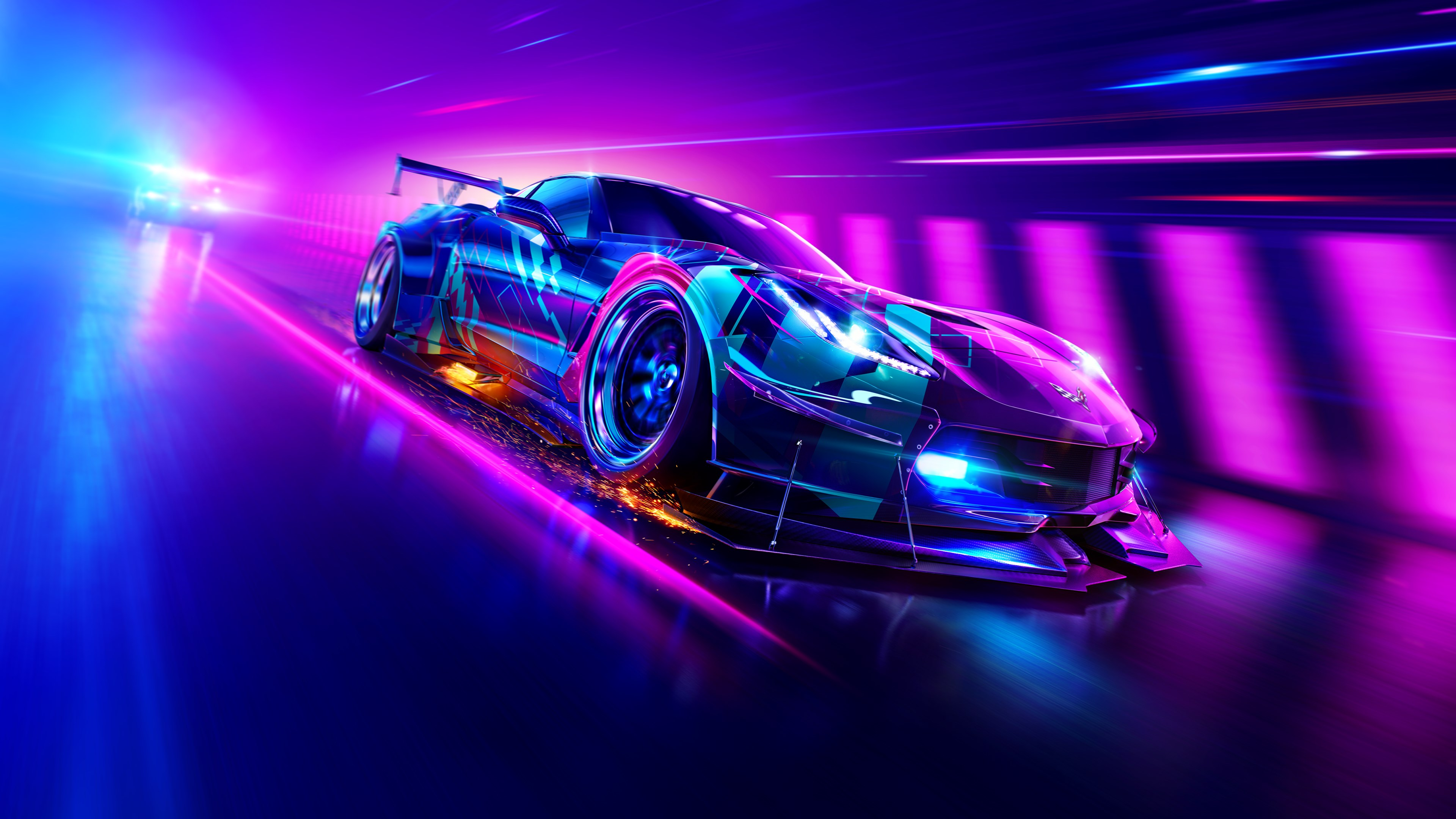 An image from Need For Speed Heat