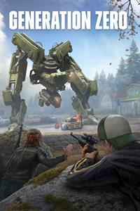 Carátula para el juego Generation Zero de Xbox 360