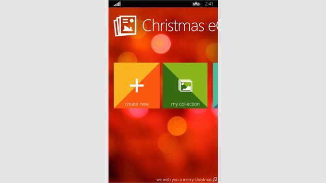 Get Christmas ECards